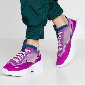 Nike Womens Vista Lite Vivid Purple Blue Sneaker